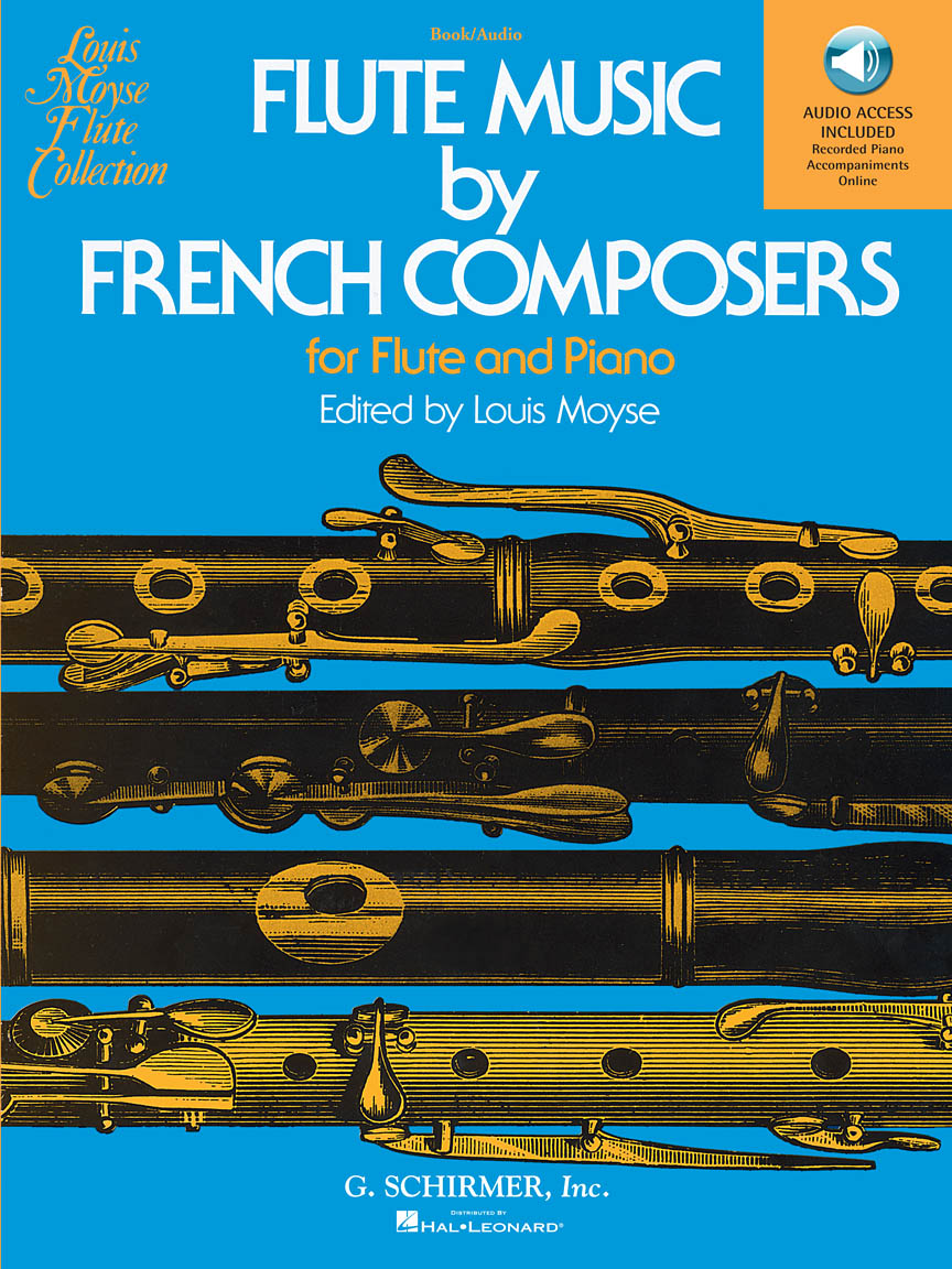 Product Cover for Flute Music by French Composers for Flute and Piano