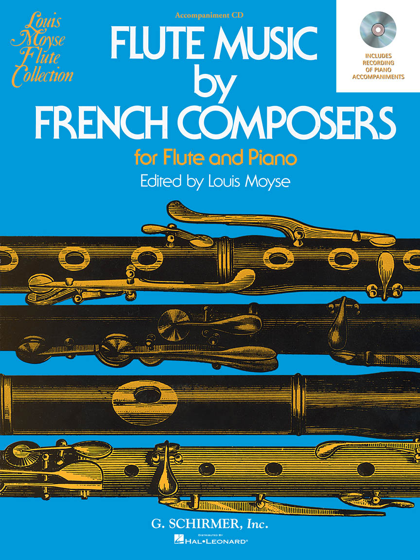 Product Cover for Flute Music by French Composers