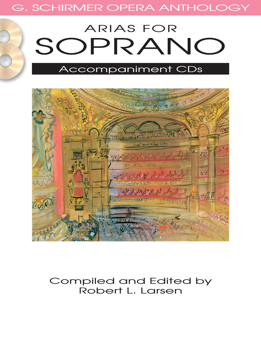 Product Cover for Arias for Soprano