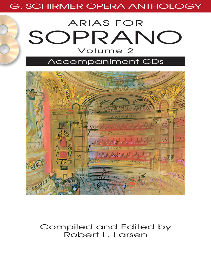 Product Cover for Arias for Soprano – Volume 2