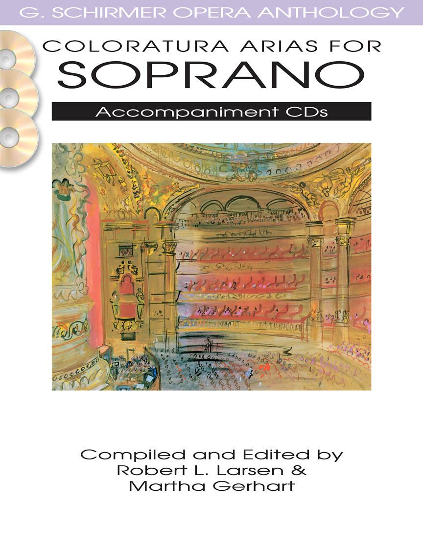 Product Cover for Coloratura Arias for Soprano