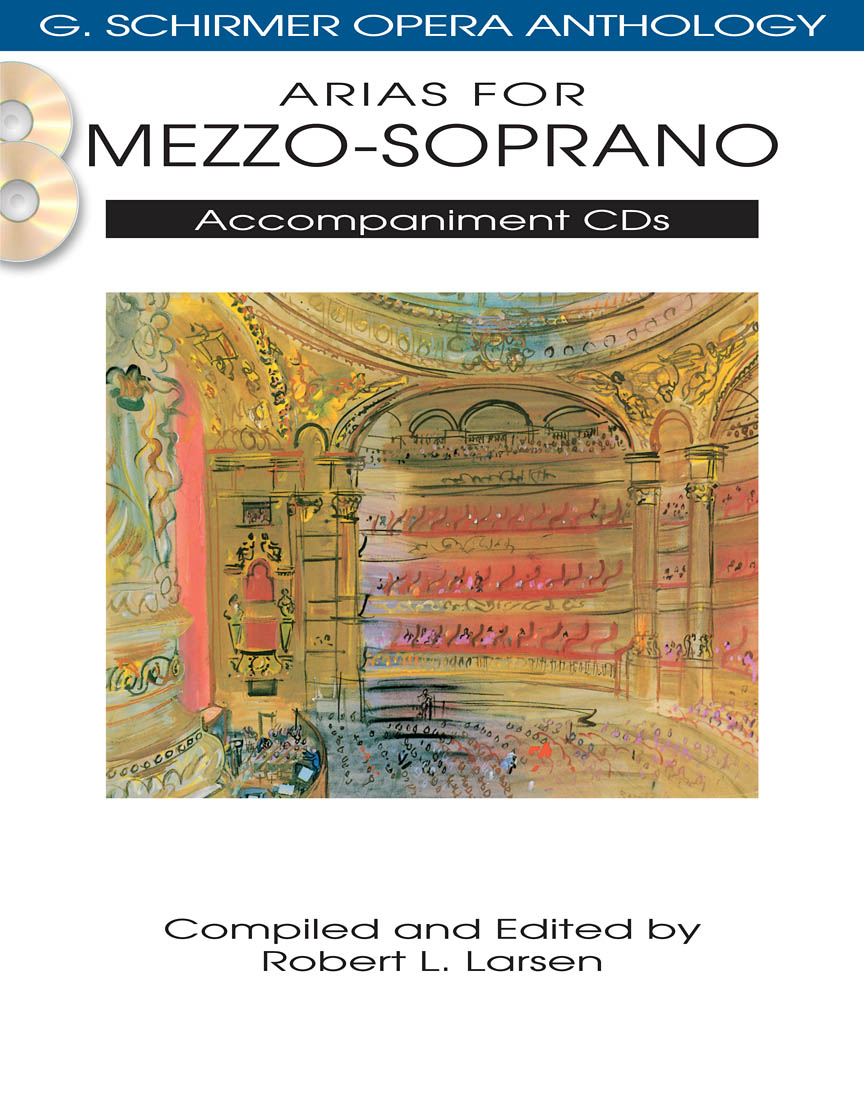 Product Cover for Arias for Mezzo-Soprano