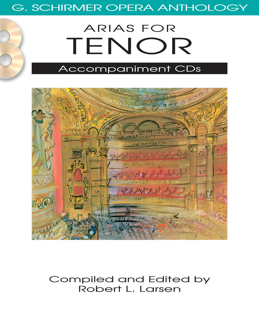 Product Cover for Arias for Tenor