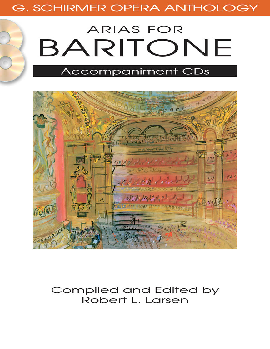Product Cover for Arias for Baritone