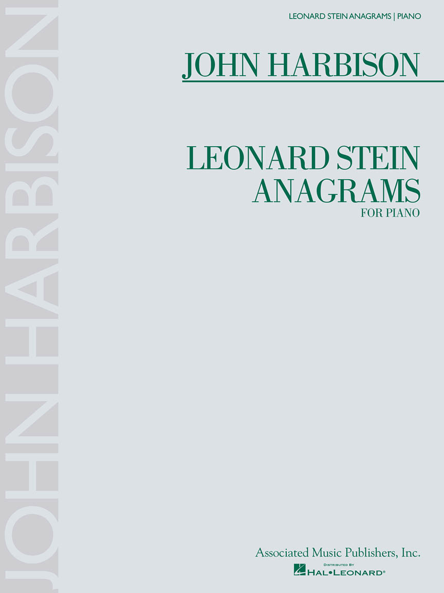 Product Cover for Leonard Stein Anagrams