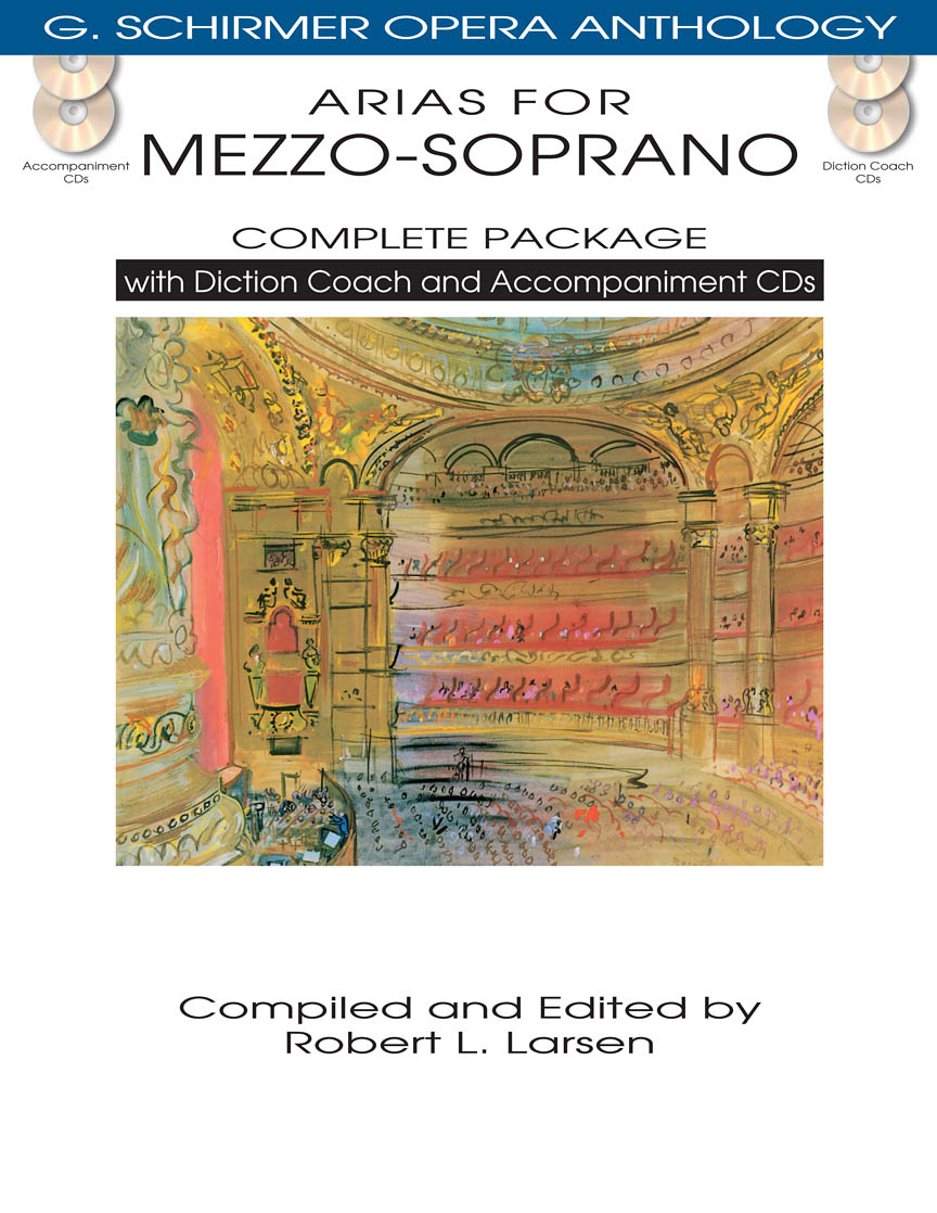 Product Cover for Arias for Mezzo-Soprano – Complete Package