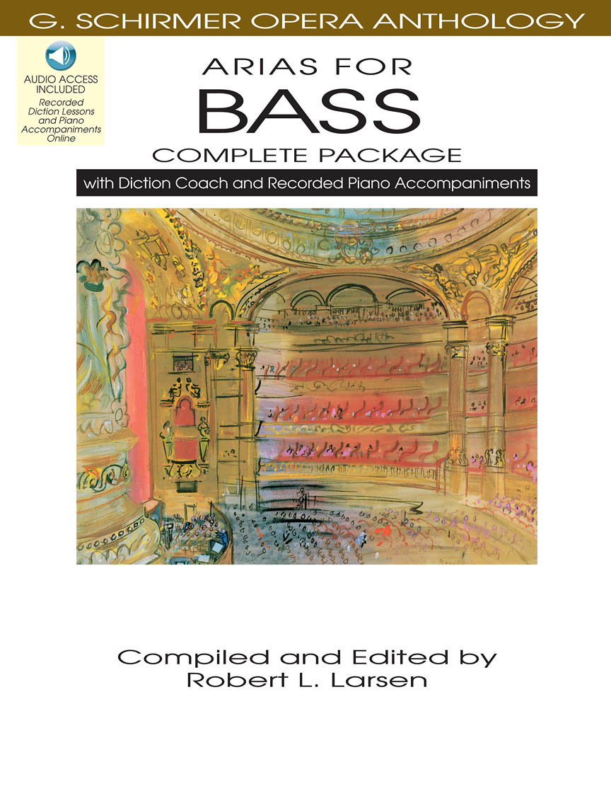 Product Cover for Arias for Bass – Complete Package