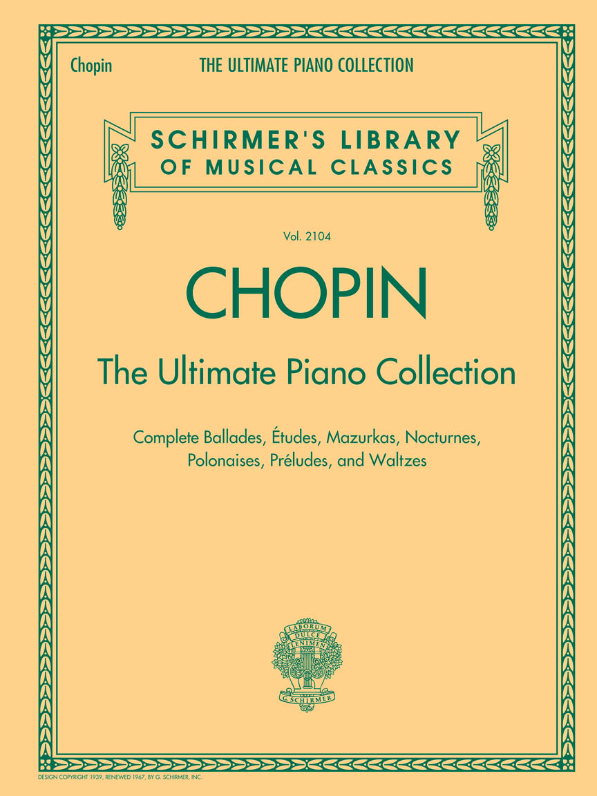 Product Cover for Chopin: The Ultimate Piano Collection