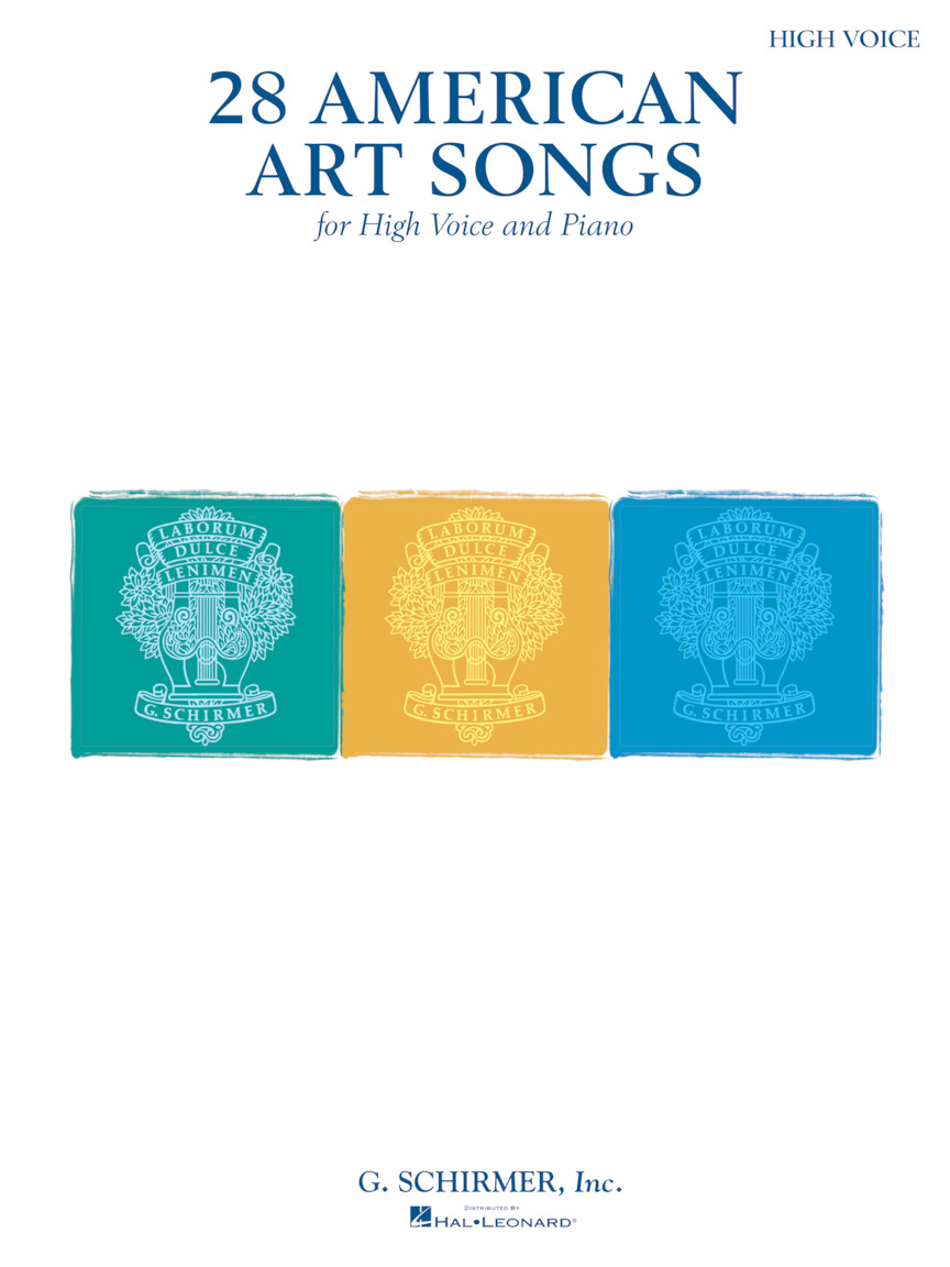 Product Cover for 28 American Art Songs
