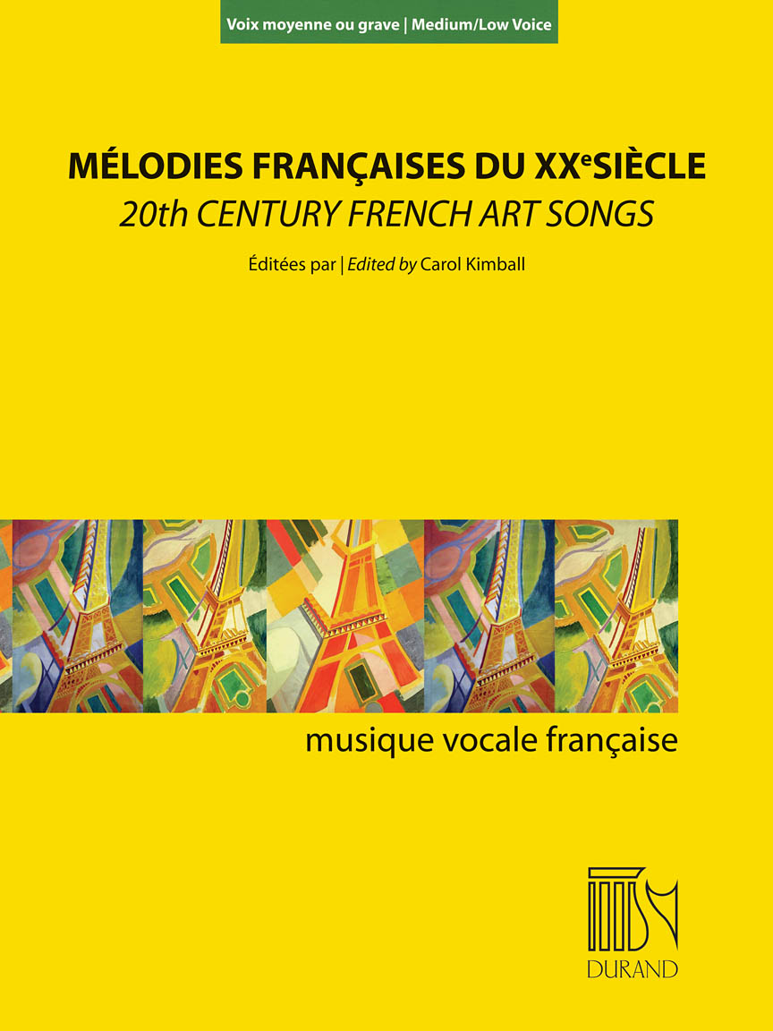 Product Cover for 20th Century French Art Songs