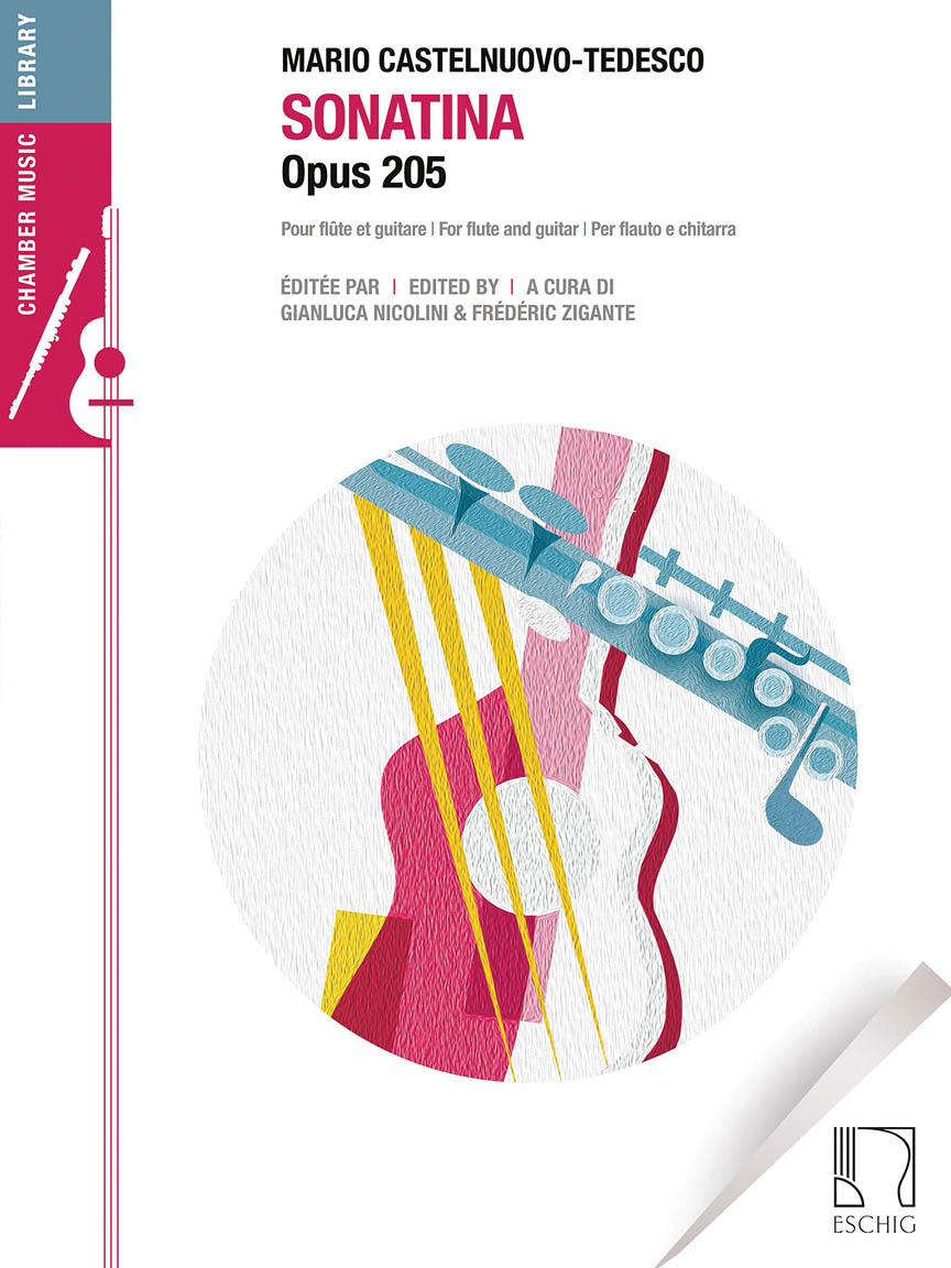Product Cover for Sonatina, Op. 205