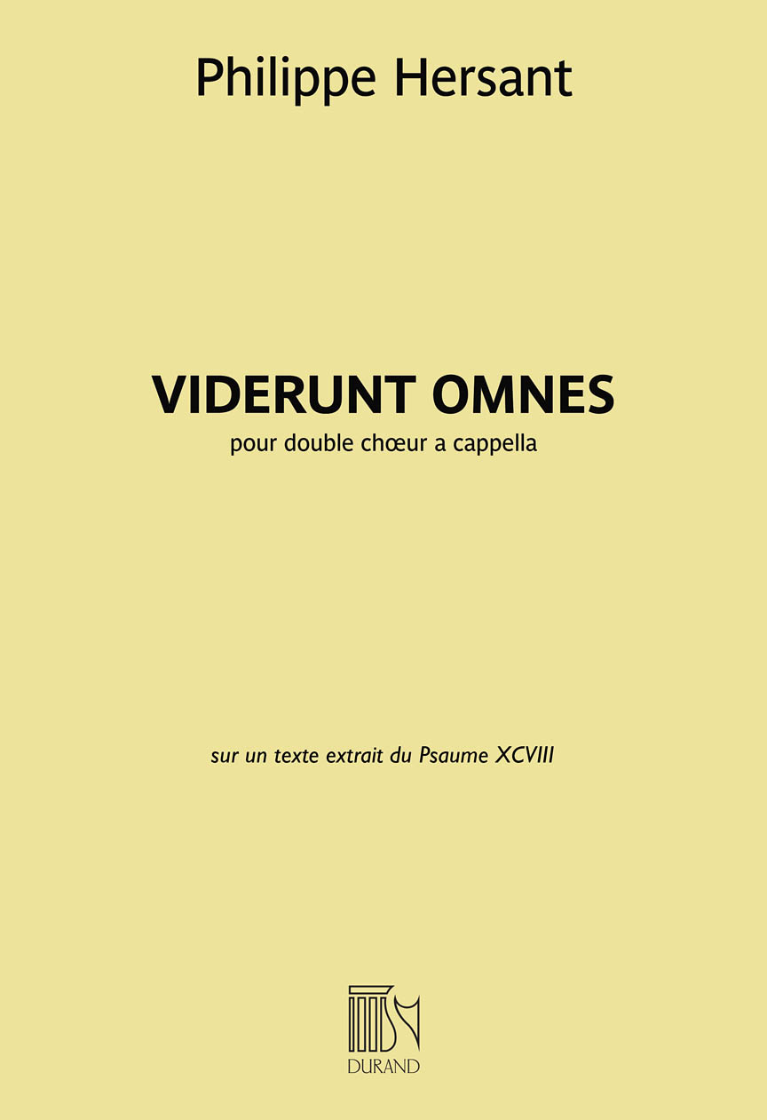 Product Cover for Viderunt Omnes