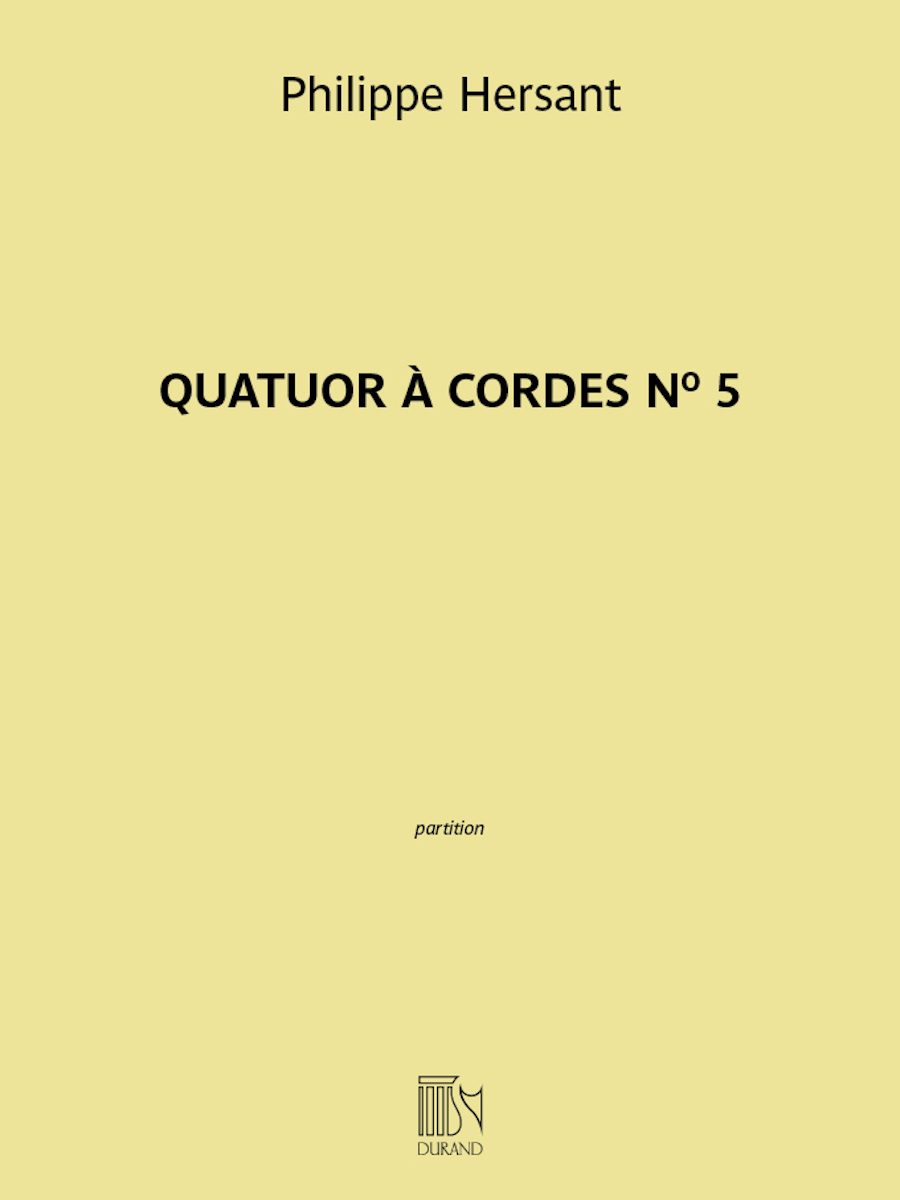 Product Cover for Quatour a Cordes No. 4