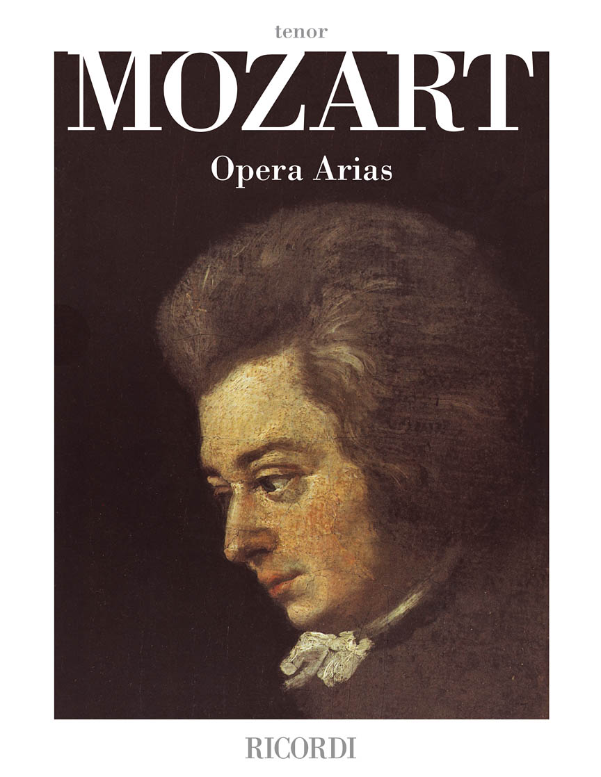 Product Cover for Mozart Opera Arias