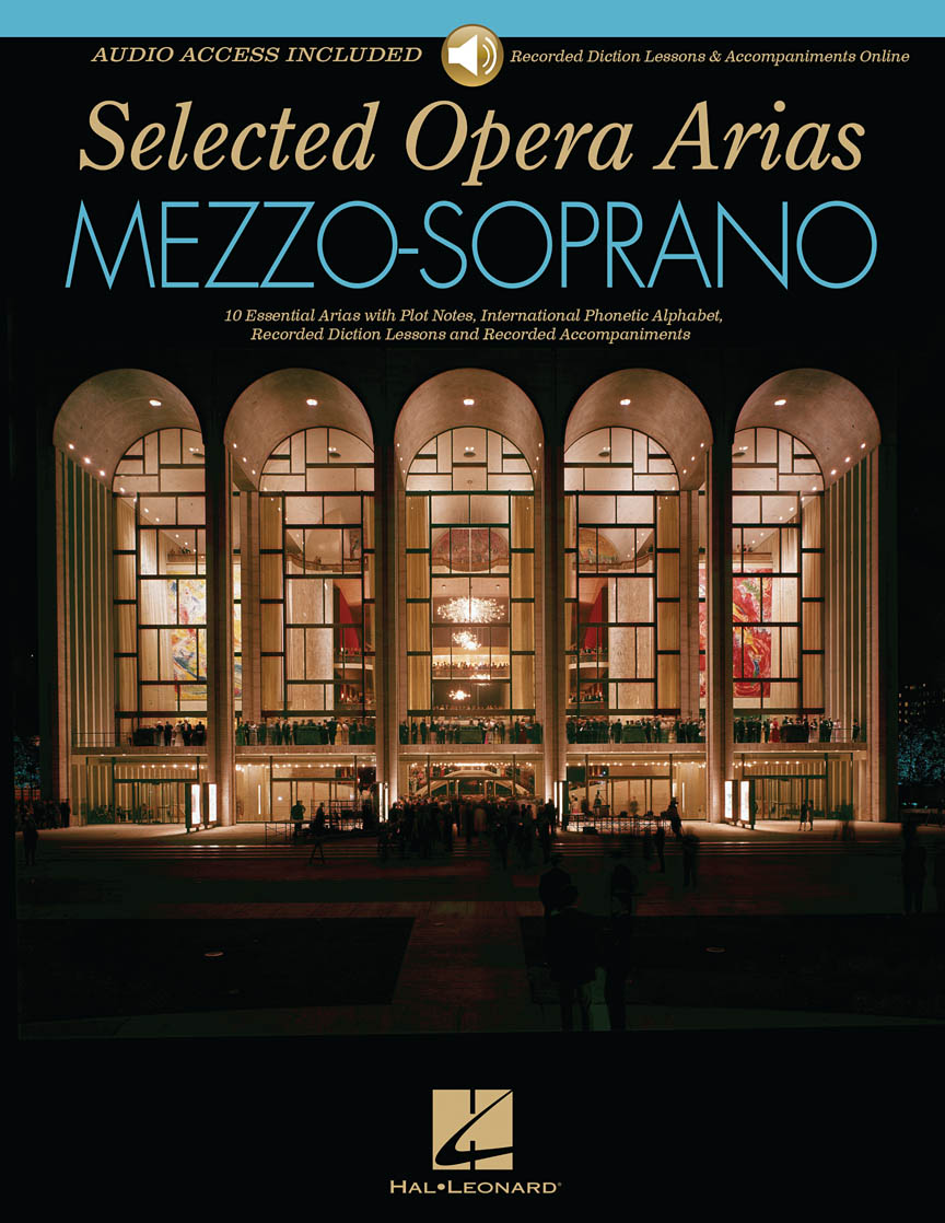 Product Cover for Selected Opera Arias