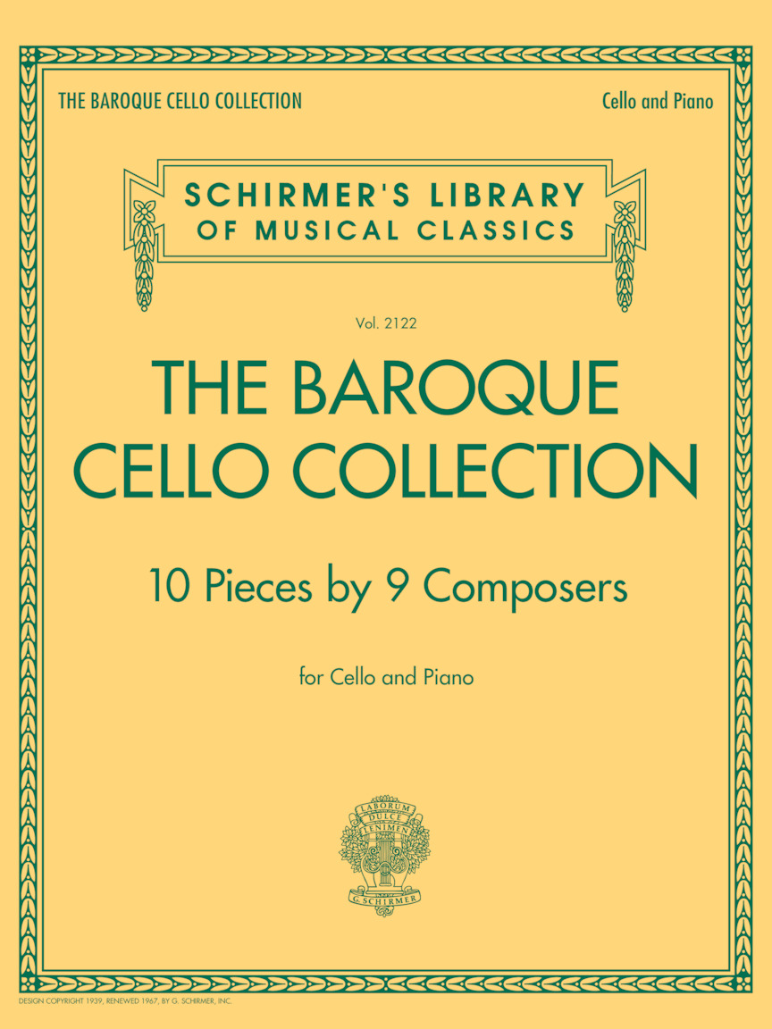 Product Cover for The Baroque Cello Collection