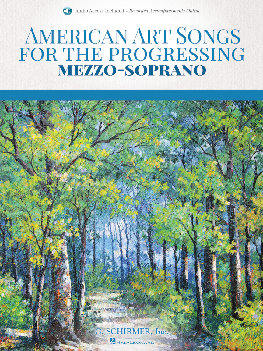 Product Cover for American Art Songs for the Progressing Singer – Mezzo-Soprano