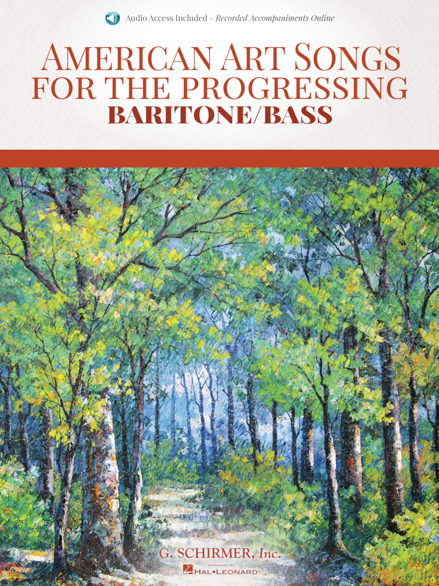 Product Cover for American Art Songs for the Progressing Singer – Baritone/Bass