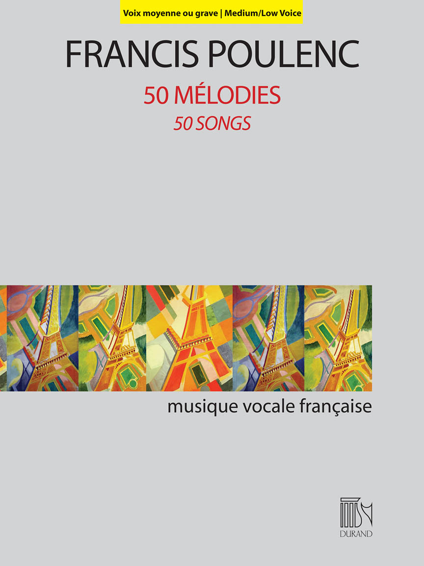 Product Cover for 50 Mélodies (50 Songs)