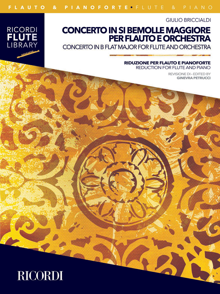Product Cover for Concerto in B-flat Major