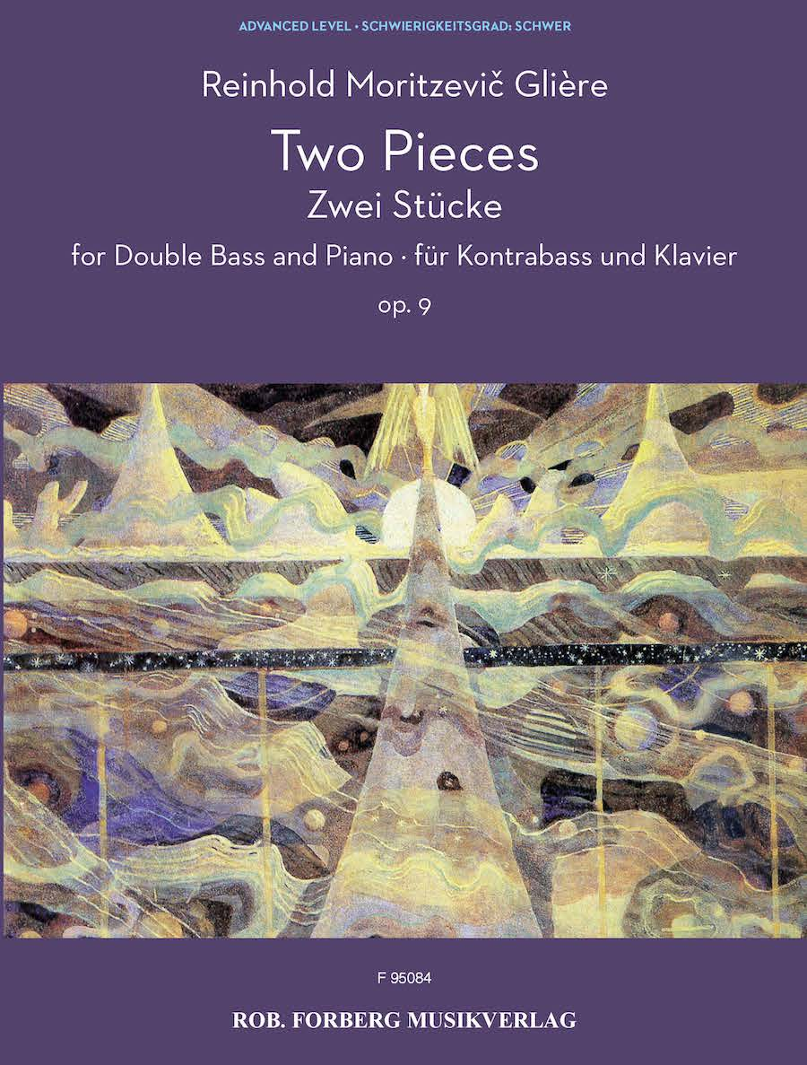 Product Cover for Two Pieces Op. 9