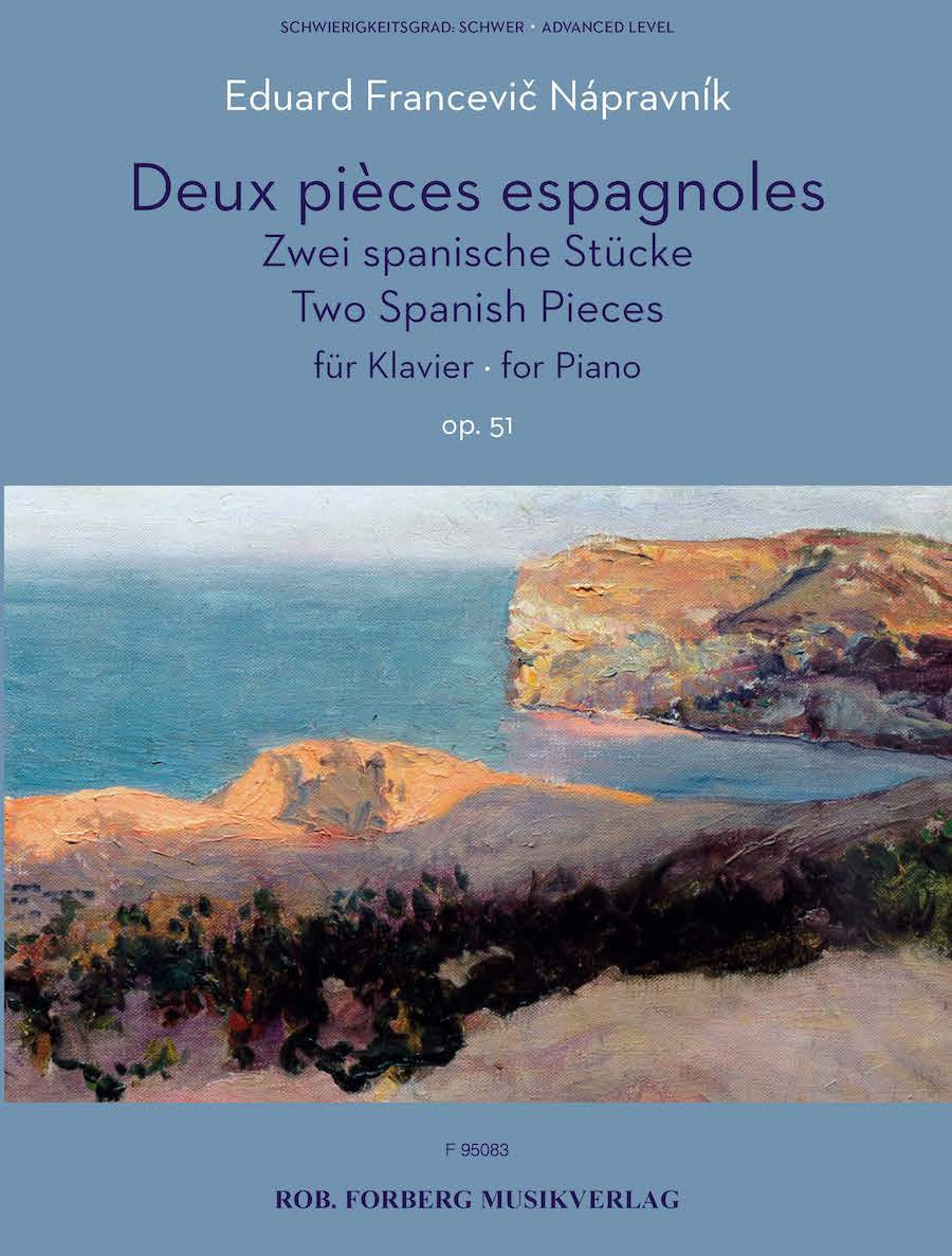Two Spanish Pieces Op. 51