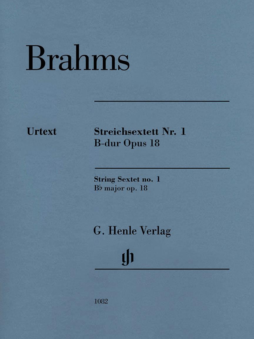 String Sextet No. 1 in B-flat Major, Op. 18